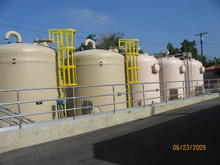 Wellhead Treatment Tanks