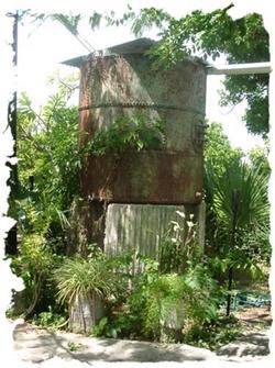 Old Water Cistern